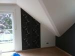 Dachschräge + Wand